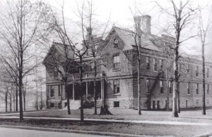 The Home for the Friendless Cedar Rapids, Iowa
